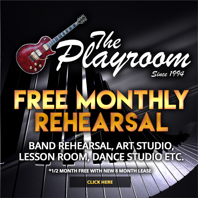Free Monthly Rehearsal