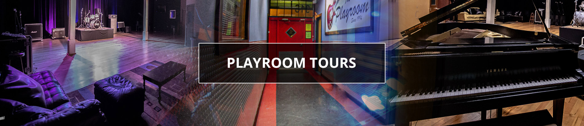 Playroom Tours